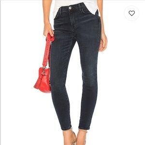 Current/Elliott the super highwaist stiletto Jean
